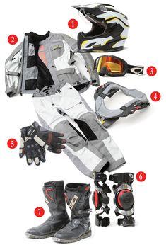 RoadRUNNER's Summer Motorcycle Gear Buyers' Guide: For the Adventurer