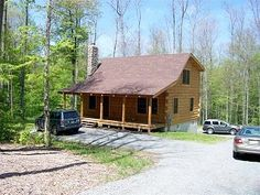 Equinunk Cabin Rental: Beautiful Log Cabin Home With Private Pond On 5  Acres Near Equinunk Pa