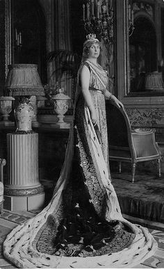 Victoria Eugenie Queen of Spain