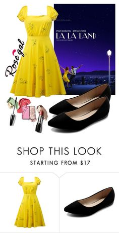 """La La Land!"" by bhappygirlz ❤ liked on Polyvore featuring Ollio"
