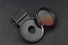 universal mobile phone lens camera 37mm GND filter gradual color lenses for iphone samsung lg g3 lenovo oneplus one xiaomi
