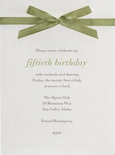 404 Best Adult Birthday Invitations Images Party