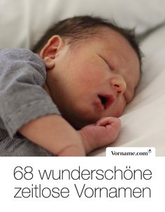 Imperishable classics: the most beautiful timeless baby names Wonderful classics: These timeless first names for boys and girls just always go! given name Celebrity Baby Boy Names, Baby Girl Names, Celebrity Babies, Boy Or Girl, New Girl, Timeless Baby Names, Mom And Baby, Baby Kids, Baby Name Generator