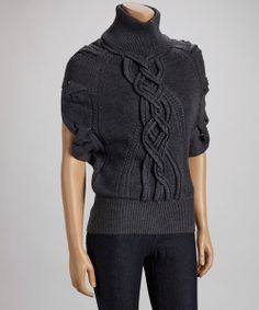 <p+style='margin-bottom:0px;'>This+blissfully+soft+turtleneck+is+a+striking+addition+to+a+cool-weather+ensemble.+Its+eye-catching+cabling+and+distinctive+sleeves+provide+plenty+of+style,+while+a+wool-cashmere+blend+lends+it+exceptional+warmth+and+comfort.<p+style='margin-bottom:0px;'> <li+style='margin-bottom:0px;'>Measurements+(size+S):+26''+long+from+high+point+of+shoulder+to+hem<li+style='margin-bottom:0px;'>48%+wool+/+32%+cotton+/+20%+cashmere<li+style='margin-bottom:0px;'>Hand+wash;+dry+flat<li+style='margin-bottom:0px;'>Imported<br+/>