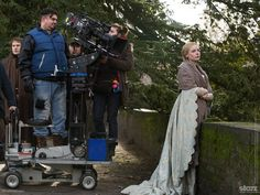 Rebecca Ferguson Behind the Scenes ~ The White Queen