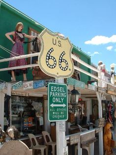Route 66 (ルート66)