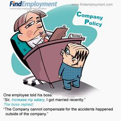 Company Policy... #joke