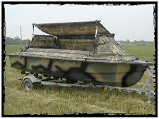 Bankes Boats Dominator 14 Open Water Duck Hunting Boat The Effective Pictures We Offer You About Hun Duck Hunting Blinds, Duck Hunting Boat, Duck Boat Blind, Boat Blinds, Waterfowl Hunting, Cool Boats, Open Water, Boat Building, Military Vehicles