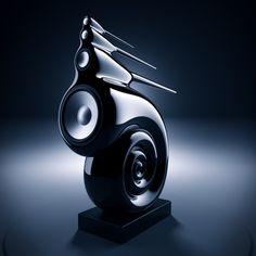 The beautiful speakers ever: Bowers & Wilkins B&W Nautilus