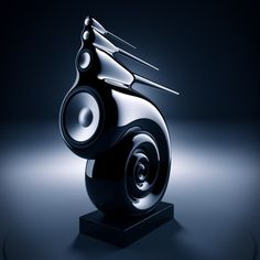 The beautiful speakers ever: Bowers & Wilkins B&W Nautilus