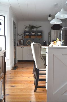 Lessons From A Small House :: Why Our Counter Stools Were All Wrong