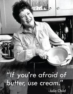 Back to Basics with Julia Child -  Julia's Kitchen Wisdom