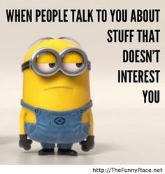 Haha. Minions! Love them!