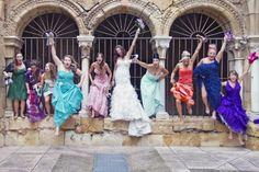 Novia y amigas de Evenfilms - http://www.bodas.net/fotografos/evenfilms--e29393/fotos/21