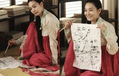 'Arang and the Magistrate' releases new still cuts of Shin Min Ah