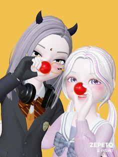 Best Friends, Anime, Art, Beat Friends, Art Background, Bestfriends, Kunst, Cartoon Movies, Anime Music