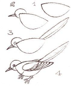 IgroDrom - Workshop - Drawing the birds!