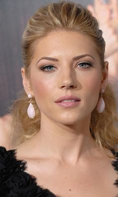 """KATHERYN WINNICK, 36: The Ukrainian-Canadian beauty from Toronto plays the courageous Lagertha in 'Vikings.' """"I'm a third-degree black belt in tae kwon do and had a chain of martial arts schools,"""" she reveals. Photo: © Getty Images"""