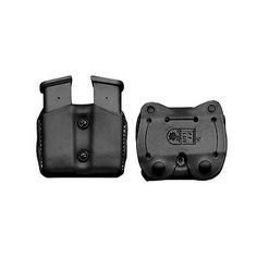 DeSantis Leather Double Magazine Pouch - A01BJYYZ0 Rifle Magazine Pouch