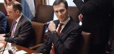 Jared Kushner's Growing Stench of Treason
