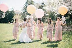 balloons! | Watson Studios #wedding