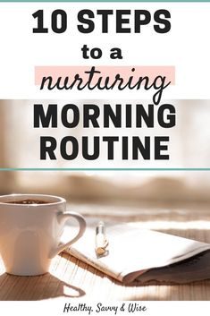 """Start your day out with a little """"YOU TIME"""". Here are ten daily routine tips for… Start your day out with a little """"YOU TIME"""". Here are ten daily routine tips for a morning routine that's healthy and full of… Continue Reading → Healthy Morning Routine, Morning Habits, Morning Routines, Healthy Routine Daily, Daily Routine For Women, Daily Routines, Evening Routine, Night Routine, Wellness Tips"""