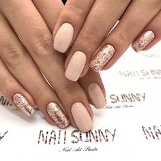 Summer nail art fall nail colors, bling nails, nail tips,. Glam Nails, Beauty Nails, Cute Nails, Stylish Nails, Trendy Nails, Hair And Nails, My Nails, Bride Nails, Neutral Nails