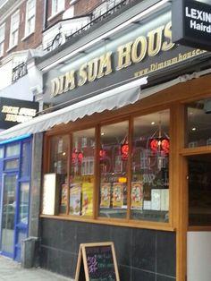 Dim Sum House, Golders Green, London