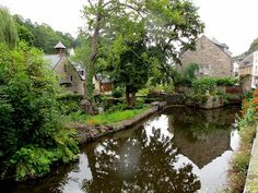 Pont Aven in Brittany France