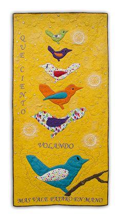 Más Vale Pájaro en Mano que Ciento Volando, Marisela Rumberg