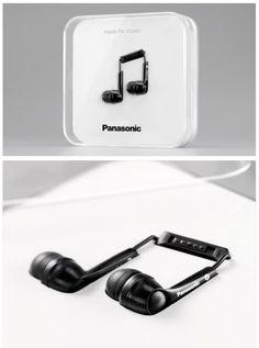 panasonic note headphones