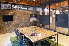Patagonia, interior design, office, European HeadQuarters, Amsterdam, concept, design, production, visual merchandising #office #meetingroom