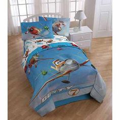 Disney Planes Twin and Full Bedding Comforter