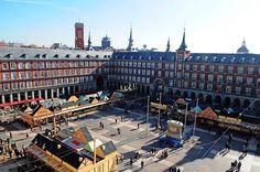 Has visitado ya el Mercado de Navidad de la Plaza Mayor de Madrid? http://ift.tt/1sPA3pa