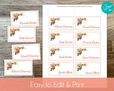 """Coral Flower 