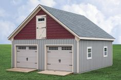 1000 images about garages on pinterest prefab garages for Modular garage with living quarters