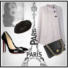 Parisian Chic #fashion #style