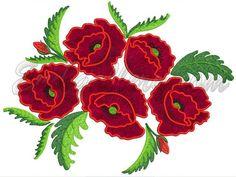 """Poppies - bouquet"""