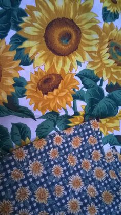 Sunflowers VIP print by Joan Messmore for Cranston by GnomeGoods