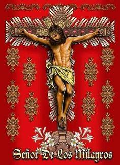 Señor de los Milagros oración para peticiones imposibles y urgentes