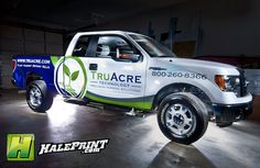 Check out this nice pic and custom printed commercial wrap from Hale Printing and Vinyl Graphics. www.haleprint.com Material used: Avery 1005 EZRS and DOL 1060