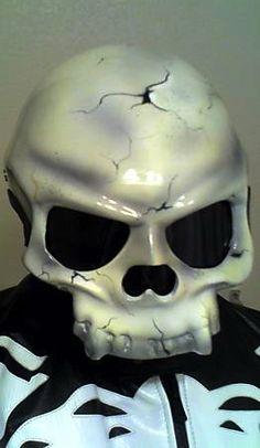 ☆ Custom Airbrushed Motorcycle Skull Helmet :¦: Ebay Shop: Roney50 ☆