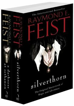 Silverthorn and A Darkness at Sethanon: Books 2 and 3 in The Riftwar Saga by Raymond E. Feist. $16.86. Publisher: Harper Voyager (December 6, 2012). 658 pages