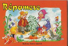 repamese - Kinga B. Teaching Kids, Education, Creative, Painting, Albums, Wonderland, Relax, Fairy, Vegetables