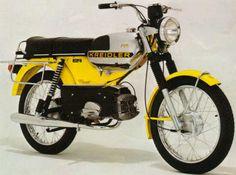 Moped, Mokick, Kreidler Florett Mokick RMC