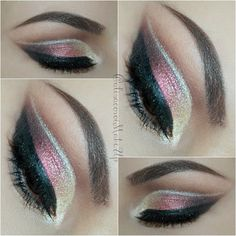 Best Ideas For Makeup Tutorials Picture DescriptionI'm in love with the new look in eyebrows. Never cared for the thin line look. Cute Makeup, Makeup Looks, Hair Makeup, Eyeshadow Looks, Dramatic Eyeshadow, Eyeshadow Makeup, Eyes Lips Face, Makeup Tips, Beauty Makeup