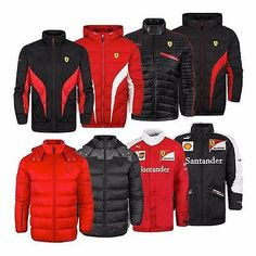 Puma #scuderia #ferrari & formula one team #jackets,  View more on the LINK: http://www.zeppy.io/product/gb/2/271874825941/