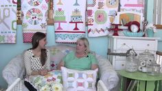 An Interview with Lori Holt of Bee in My Bonnet - Fat Quarter Shop