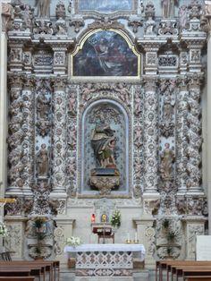 """""""Chiesa di San Matteo"""" Lecce Puglia Italia"""