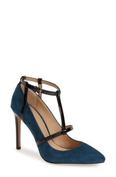 Joe's 'Gadget' T-Strap Pump (Women) available at #Nordstrom